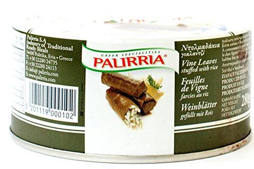 Palirria - Weinblätter gefüllt mit Reis - 280g