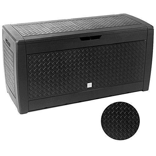 Prosper Plast mbm310-s433119x 48x 60cm Boxe Matuba Garten Container–Anthrazit (6-teilig) -