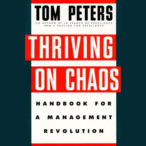 Thriving on Chaos  Audiolibri