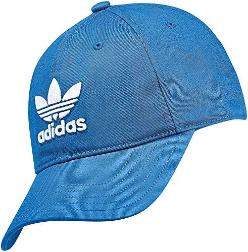 adidas Damen Trefoil Classic Kappe, Bluebird, OSFW