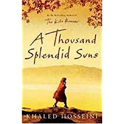 THOUSANDS SPLENDID SUNS 1st Edition (English, Paperback, Khaled Hosseini)
