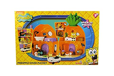Smoby 109498810 Spongebob Pineapple