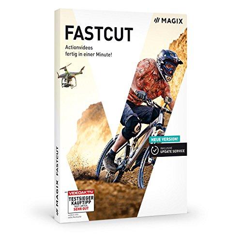 MAGIX Fastcut Plus Edition - Software für automatischen Videoschnitt