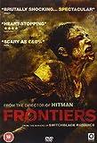 Frontiers [DVD]
