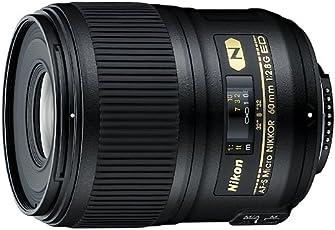 Nikon AF-S Nikkor 60mm F/2.8G ED Prime Lens for Nikon DSLR Camera