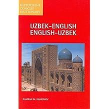 Uzbek-English/ English-Uzbek Concise Dictionary (Hippocrene Concise Dictionary)
