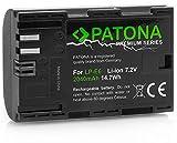Bundlestar Patona Premium Qualitätsakku für Canon LP-E6N mit Infochip - Intelligentes Akkusystem -