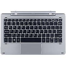 CHUWI Hi10 Pro Original Teclado de Tablet Ultra Delgado Desmontable Bluetooth Teclado de Eje Giratorio Para Hi10 Pro/HiBook/HiBook Pro