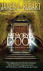 Memory's Door (Thorndike Press Large Print Christian Mystery) by James L. Rubart (2014-01-08)