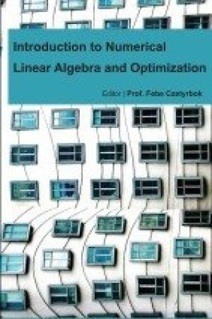Introduction to Numerical Linear Algebra and Optimisation [Hardcover] [Jan 01, 2015] PROF. FEBE CZETYRBOK
