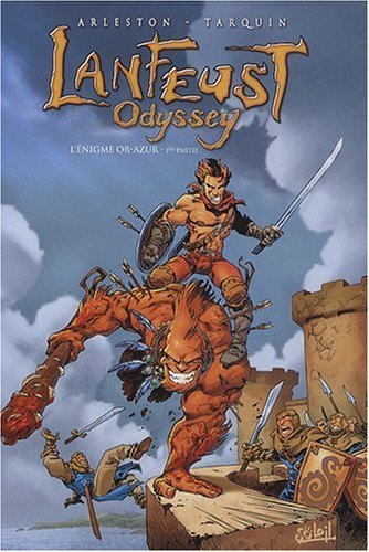 Lanfeust Odyssey, Tome 1