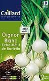 Caillard PFCC14168 Graines de Oignon Blanc Extra Hatif de Barletta