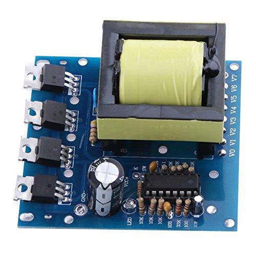 Asiproper 500 W Wechselrichter DC 12 V-24 V zu AC 180 V-220 V-380 V Booster Board Module Ac Booster