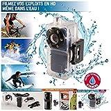 Probache - Mini camera DV MD 80 + boitier Etanche 3m, sport, espion