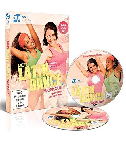 Mein Latin Dance Workout - Spaß haben und abnehmen [2 DVDs] --- perfekt auch für Einsteiger ---