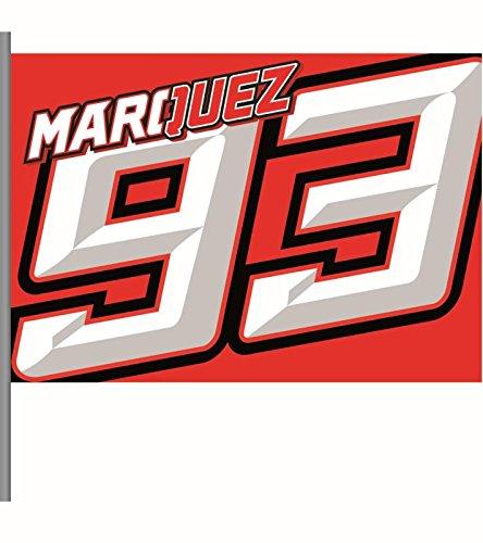 Bandera Marc Márquez 2018