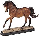 StealStreet ss-g-11437Pferde Kollektion braun Pferd Figur Dekoration Decor Sammlerstück