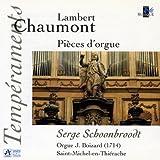 Chaumont: Pièces d'orgue (Orgue J. Boizard à Saint Michel-en-Thiérache)