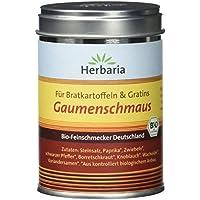 """Herbaria """"Gaumenschmaus""""  Bratkartoffelgewürz, 100 g - Bio"""