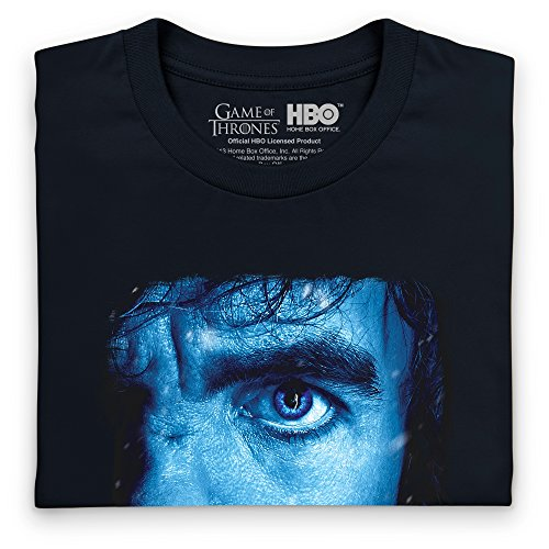 Official Game of Thrones Season 7 Tyrion Lannister Langarmshirt, Herren Schwarz