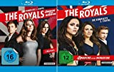 The Royals - Die komplette 1. + 2. Staffel im Set - Deutsche Originalware [4 Blu-rays]