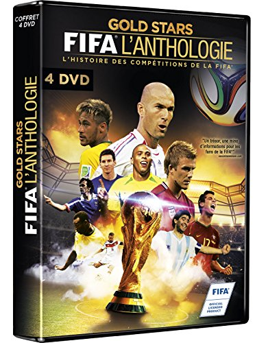 GOLDSTAR - FIFA L'ANTHOLOGIE 4 DVD