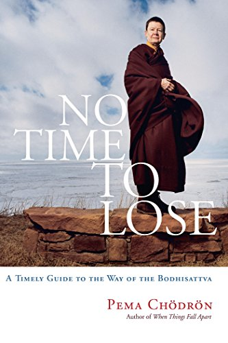 No Time to Lose: A Timely Guide to the Way of the Bodhisattva (English Edition) por Pema Chodron