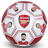 Arsenal FC. Photo Signature Soccer Ball
