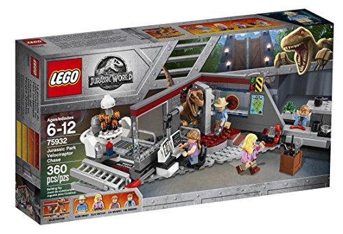 LEGO Jurassic World Caza del...