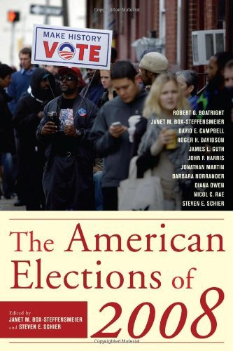 The American Elections of 2008 (English Edition) -