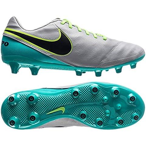 Nike Tiempo Genio Ii Leather Ag-Pro, Botas de Fútbol Para Hombre