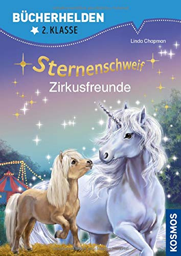 Cover des Mediums: Sternenschweif - Bücherhelden - Zirkusfreunde