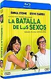 La Batalla De Los Sexos Blu-Ray [Blu-ray]