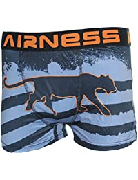 Airness - Boxer homme microfibre - TIGER STRIPES