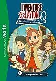 Lady Layton 01 - Un mystérieux vol