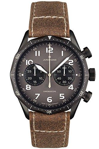 Junghans Meister Pilot Fliegeruhr Chronograph 027/3794.00