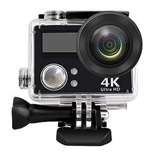 Action Camera, Stoga V3 4K Wifi sportiva di azione HD videocamera impermeabile 16MP 170 Grandangolare