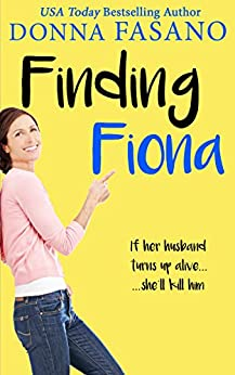 Finding Fiona by [Fasano, Donna]