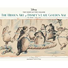 They drew as they pleased : Hidden art of Disney golden age Part II: the 1940s