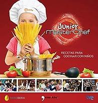 MasterChef Junior: Recetas para cocinar con niños par  RTVE
