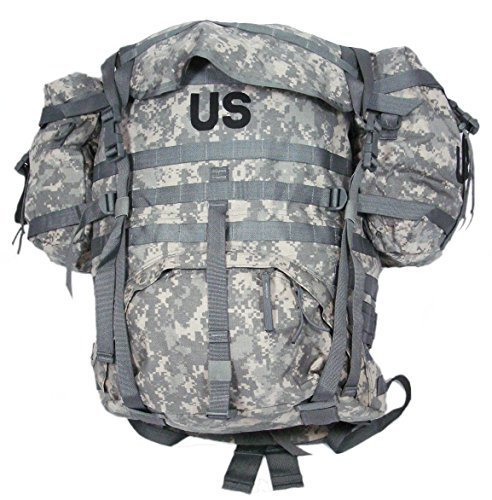MOLLE II Large Rucksack Backpack Assembly (ACU) by Specialty Defense Systems