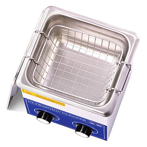 LZH CLEANER Ultraschallreiniger 2L 60W Schmuck Ultraschallreiniger Mit Heizkorb Zum Halter Vergaser Brille Leiterplatte