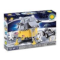 COBI 21075 Smithsonian-Apollo11 Module (380 Pcs) Smithsonian Apollo Lunar Construction Toy, Various
