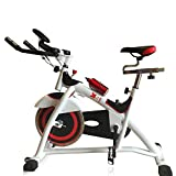 XS Sports Pro Aerobic Training Exercise Bike-Fitness Cardio Home Cycling Racing-With PC + Pulse Sensors