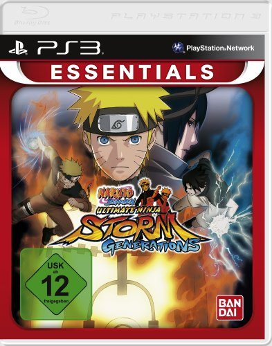 Naruto Shippuden - Ultimate Ninja Storm - Ps3 Ultimate Ninja Naruto