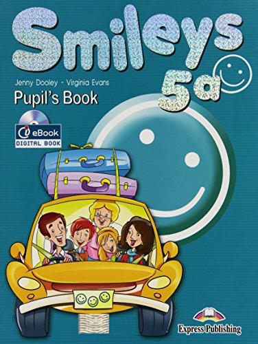 Smileys. Per la Scuola elementare. Con e-book. Con espansione online: 5