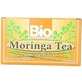 Bio Nutrition Moringa Tea Bags, 30 Count by Bio Nutrition