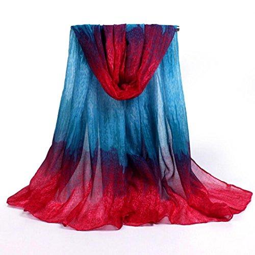 kolyr-womens-lady-meteor-shower-pattern-shawl-wrap-wraps-scarf-scarves-blue