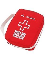 Vaude Essential Kit de Primeros Auxilios, Unisex adulto, Rojo (Red / White), Única
