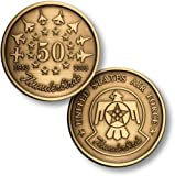 Northwest Territorial Mint Thunderbirds 50th Anniversary Bronze Antique - Best Reviews Guide